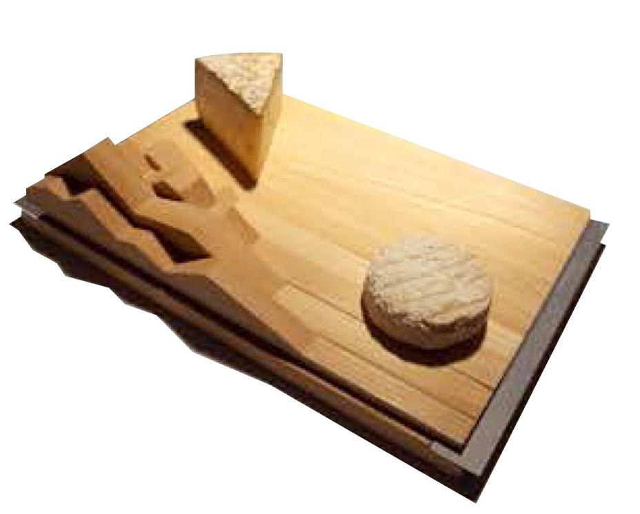 6 - Cheese Board