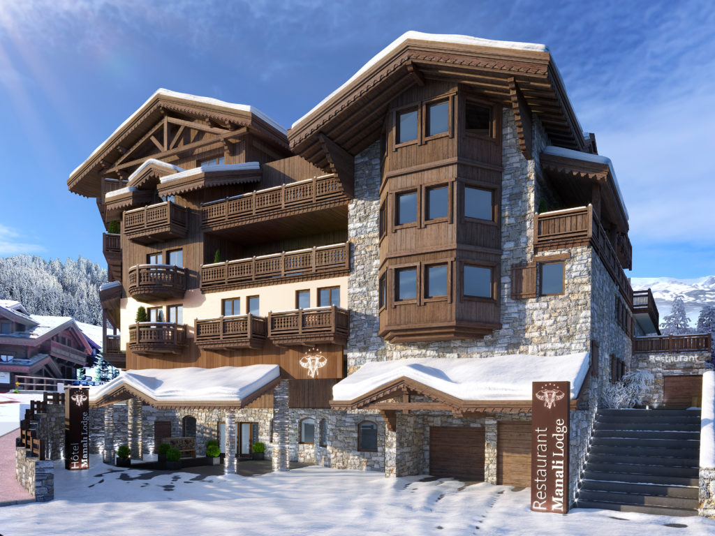 Courchevel Property for Sale Manali Lodge