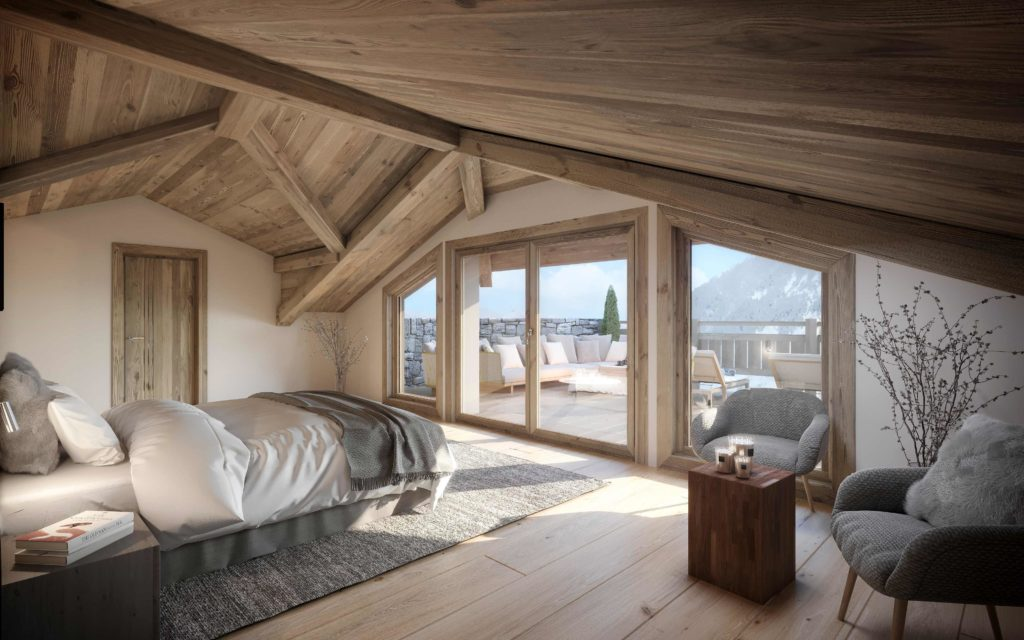 Apartments-in-couchevel Manali Lodge