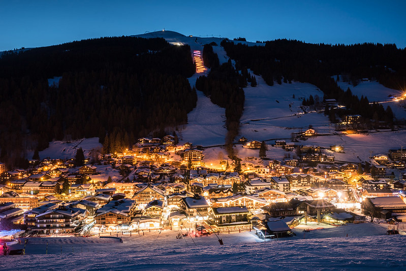 Where to ski les Gets