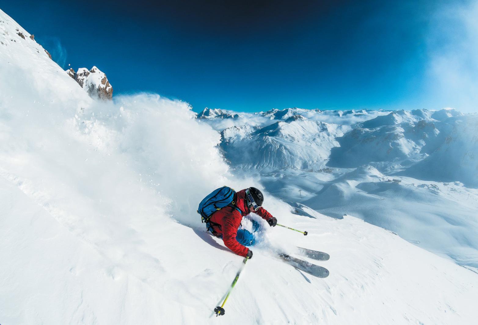 Where to ski Val-d'Isere