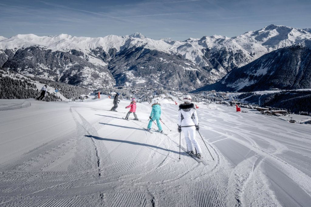 INvestment opportunities in Courchevel