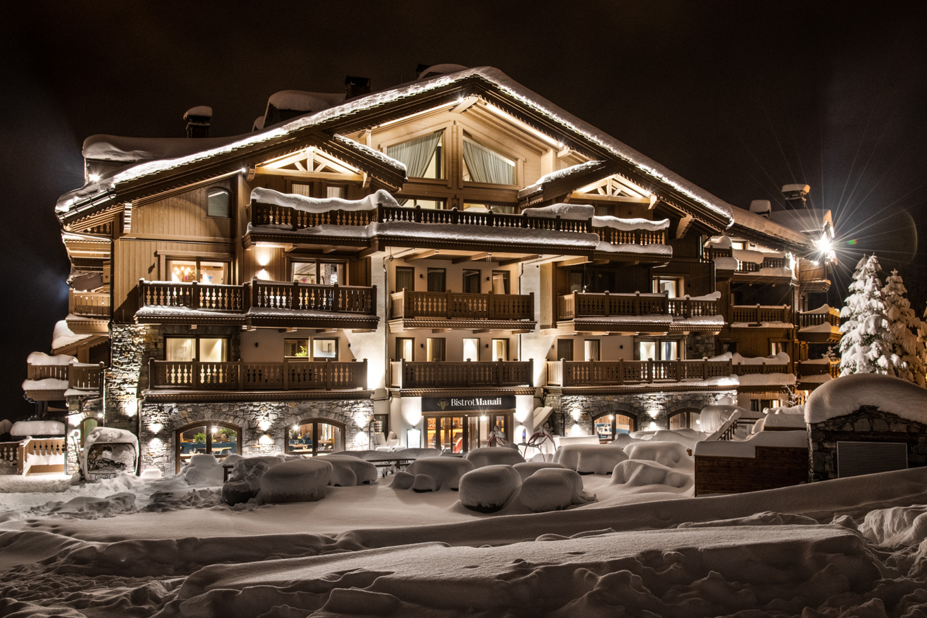 Manali Lodge Courchevel