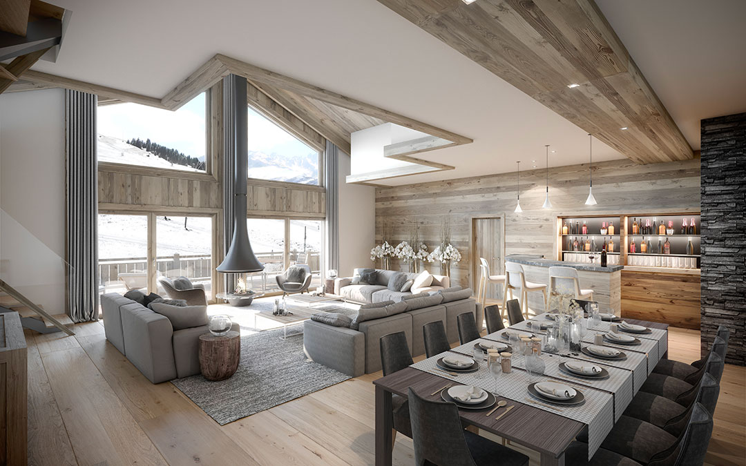 Alpine Lodges Builder & property developer